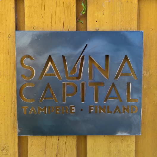 Tampere, Sauna Capital